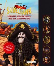 Sjørøvere og landkrabber i Kaptein Sabeltanns rike