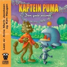 Kaptein Puma : den gule planet