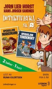 Operasjon Mørkemann ; Operasjon Tordensky