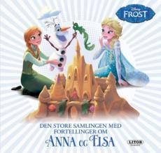 Den Store samlingen med fortellinger om Anne og Elsa