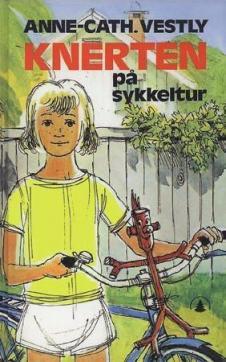 Knerten på sykkeltur