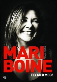 Mari Boine : fly med meg!