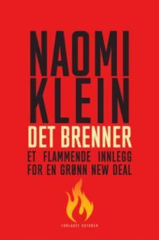 Det brenner : et flammende innlegg for en grønn new deal