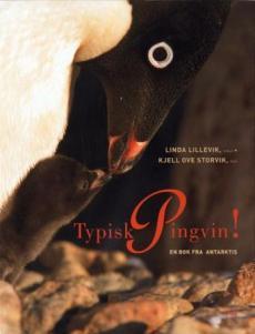Typisk pingvin! : en bok fra Antarktis