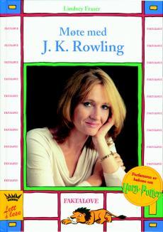 Møte med J.K. Rowling