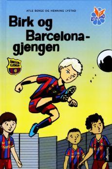 Birk og Barcelona-gjengen
