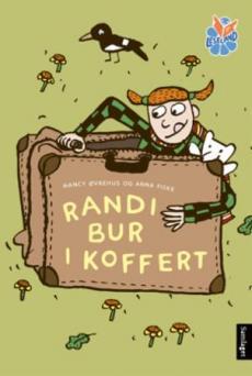 Randi bur i koffert
