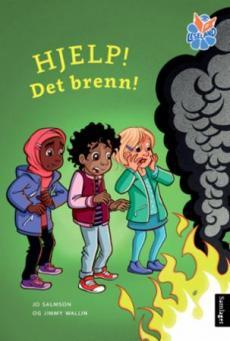 Hjelp! Det brenn!