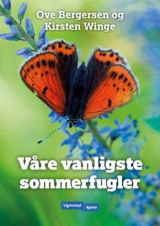 Våre vanligste sommerfugler