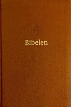Bibelen : Den hellige skrift : Det gamle og Det nye testamentet
