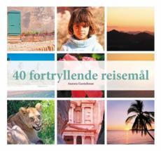 40 fortryllende reisemål