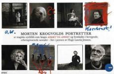 Morten Krogvolds portretter : er magiske øyeblikk som fanges ansikt til ansikt og fremkalles i bevegende, erfaringsmettede samtaler