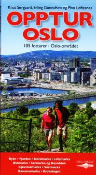 Opptur Oslo : 105 fotturer i Oslo-området
