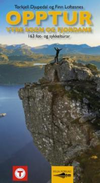 Opptur Ytre Sogn og Fjordane : 163 fot- og sykkelturar