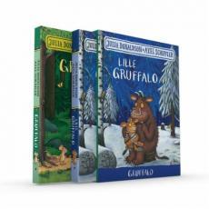 Gruffalo ; Lille Gruffalo