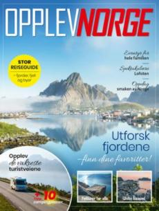 Opplev Norge : sommer 2020