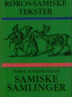 Røros-samiske tekster