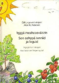 Inggá meahccevázzin : son oahppá ivniid ja loguid