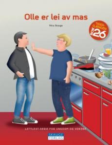 Tigergjengen bok 26-30 : lettlest-serie for ungdom og voksne
