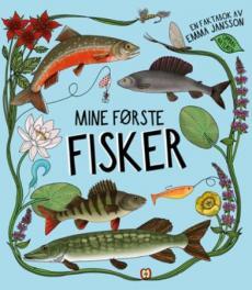 Mine første fisker : en faktabok