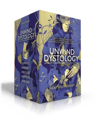 Ultimate Unwind Hardcover Collection