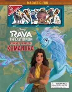 Disney: Raya and the Last Dragon: Journey Through Kumandra