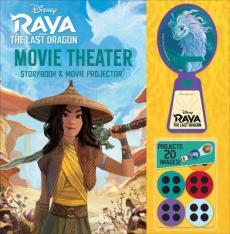 Disney: Raya and the Last Dragon Movie Theater Storybook