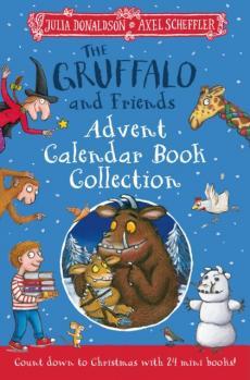 Gruffalo and friends advent calendar book collection
