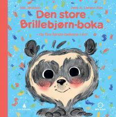 Den store Brillebjørn-boka : de fire første bøkene i én!