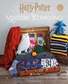 Magisk strikking : den offisielle Harry Potter-strikkeboken