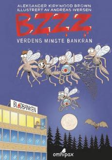 Bzzz : verdens minste bankran