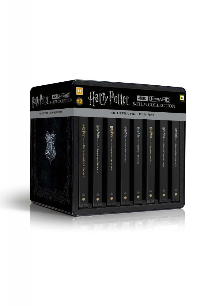 Harry Potter: Complete 8-Film Collection (UHD+ BD)