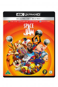 Space Jam: A New Legacy (UHD+BD)