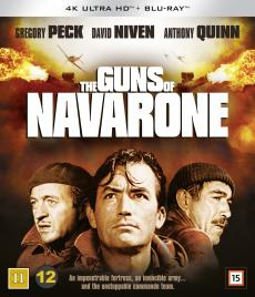 The Guns of Navarone (UHD+BD)