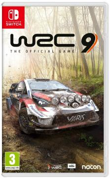 WRC 9 : the official game
